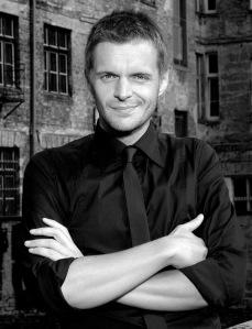 Florian Schroeder, Foto: Frank Eidel